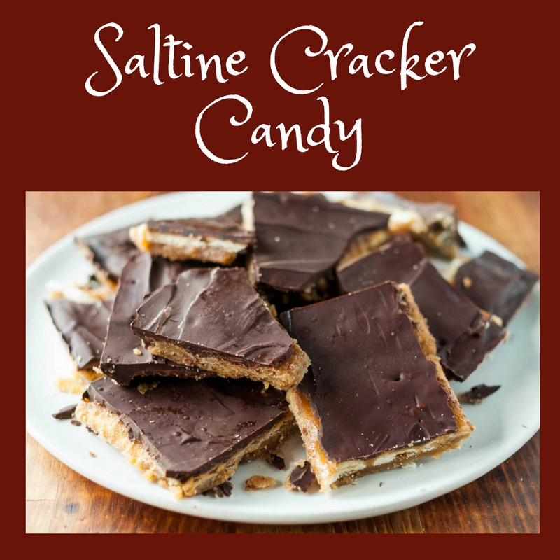 cracker candy recipe
