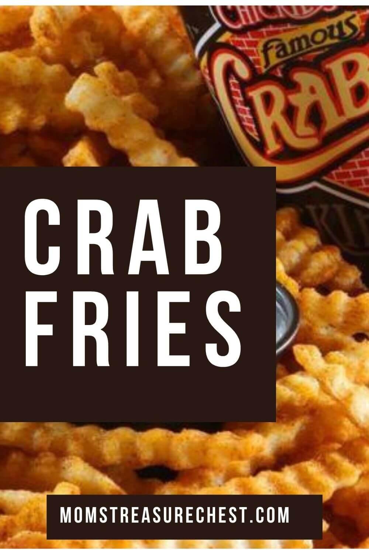 Crab Fries