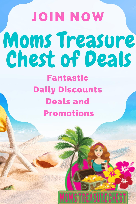Moms Treasure Chest of Deals